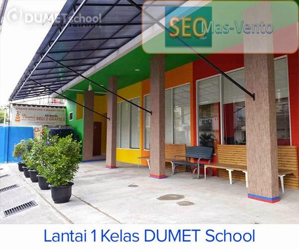 Lantai 1 Kelas DUMET School | Tempat Kursus Website, SEO, Desain Grafis Favorit 2015 di Jakarta