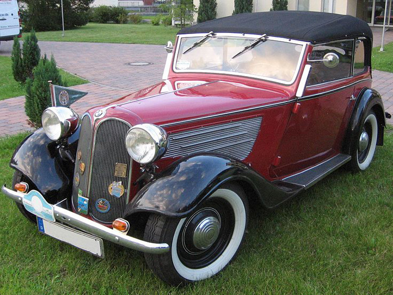 1935 BMW 319 Saloon related infomation,specifications - WeiLi ...