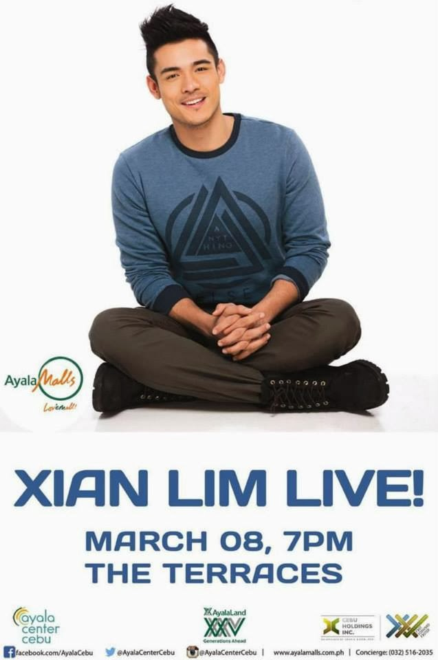 Xian_Lim_live