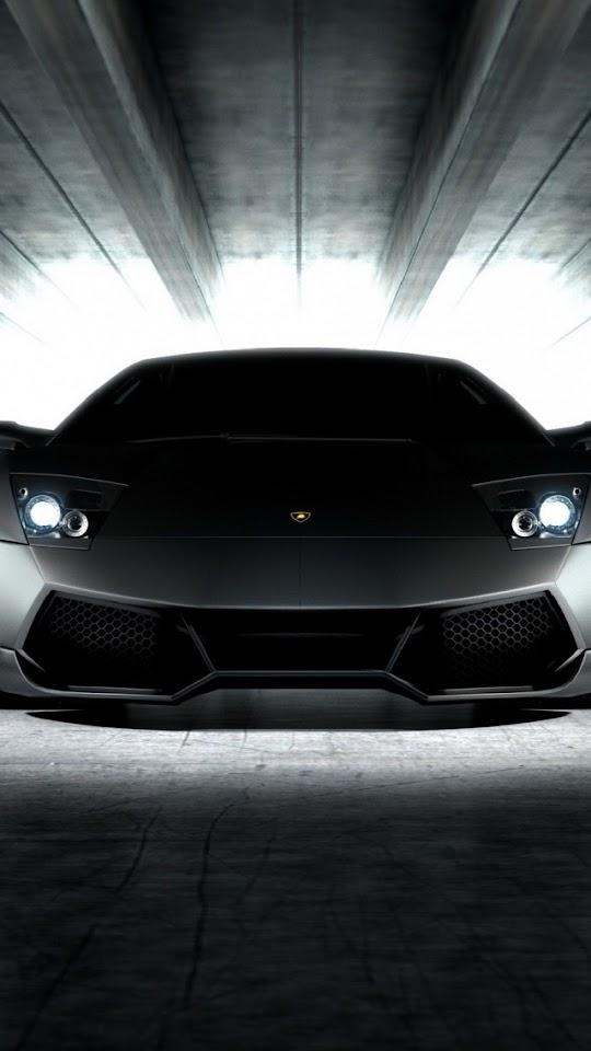 Lamborghini Murcielago Front Shot  Galaxy Note HD Wallpaper