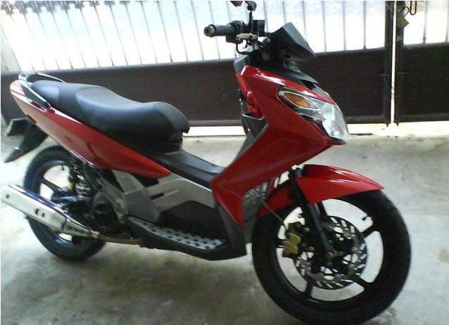 Kumpulan Foto Modifikasi Motor Yamaha F1zr