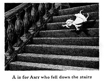 'A' is for Amy...