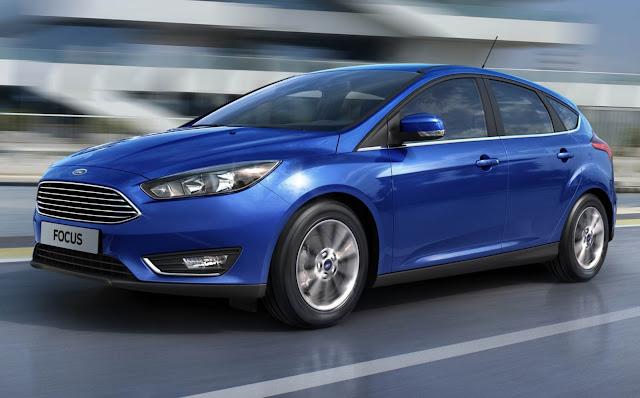 Novo Ford Focus 2016 - Brasil