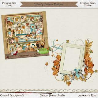 Lots of Goodness from Wendy Tunison Designs and 2 Freebies!