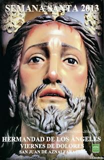 Semana Santa en San Juan de Aznalfarache 2013 - Hermandad de los Angeles