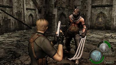 pc-game-Resident-evil-4-crack