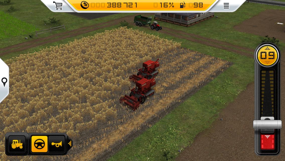 Farming Simulator 14 Android Apk Oyun resimi 3