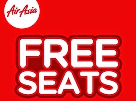 Tawaran Istimewa Air Asia [ Free Seats ]