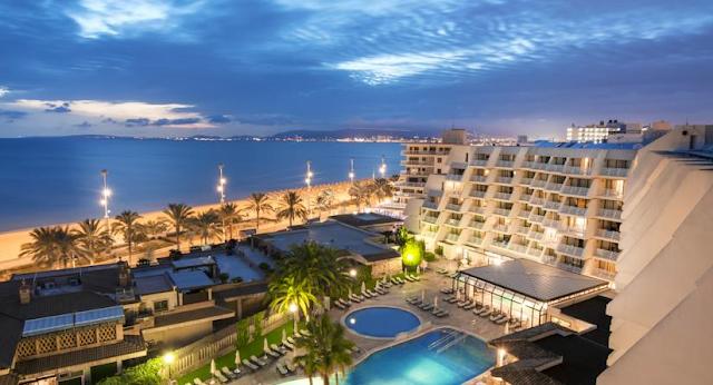 hotel iberostar royal playa de palma aparthotel in Majorca, Spain