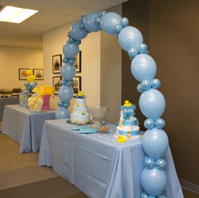 Balloon Baby Shower8