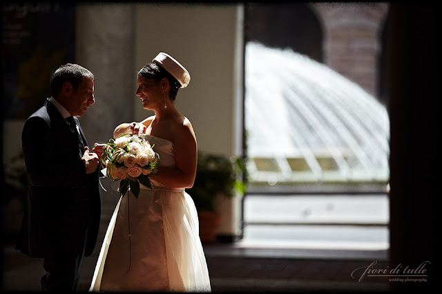 foto matrimonio Genova Palazzo Ducale