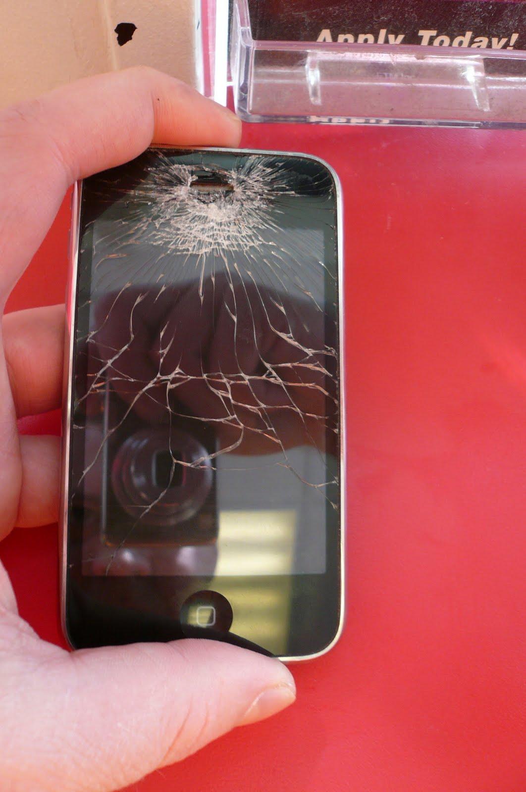 iphone glass repair price