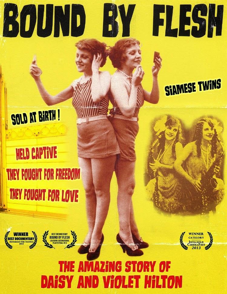 A Vintage Nerd, Vintage Documentary, Bound by Flesh Documentary, Vintage Blog, Old Hollywood Blog, Vintage Blog