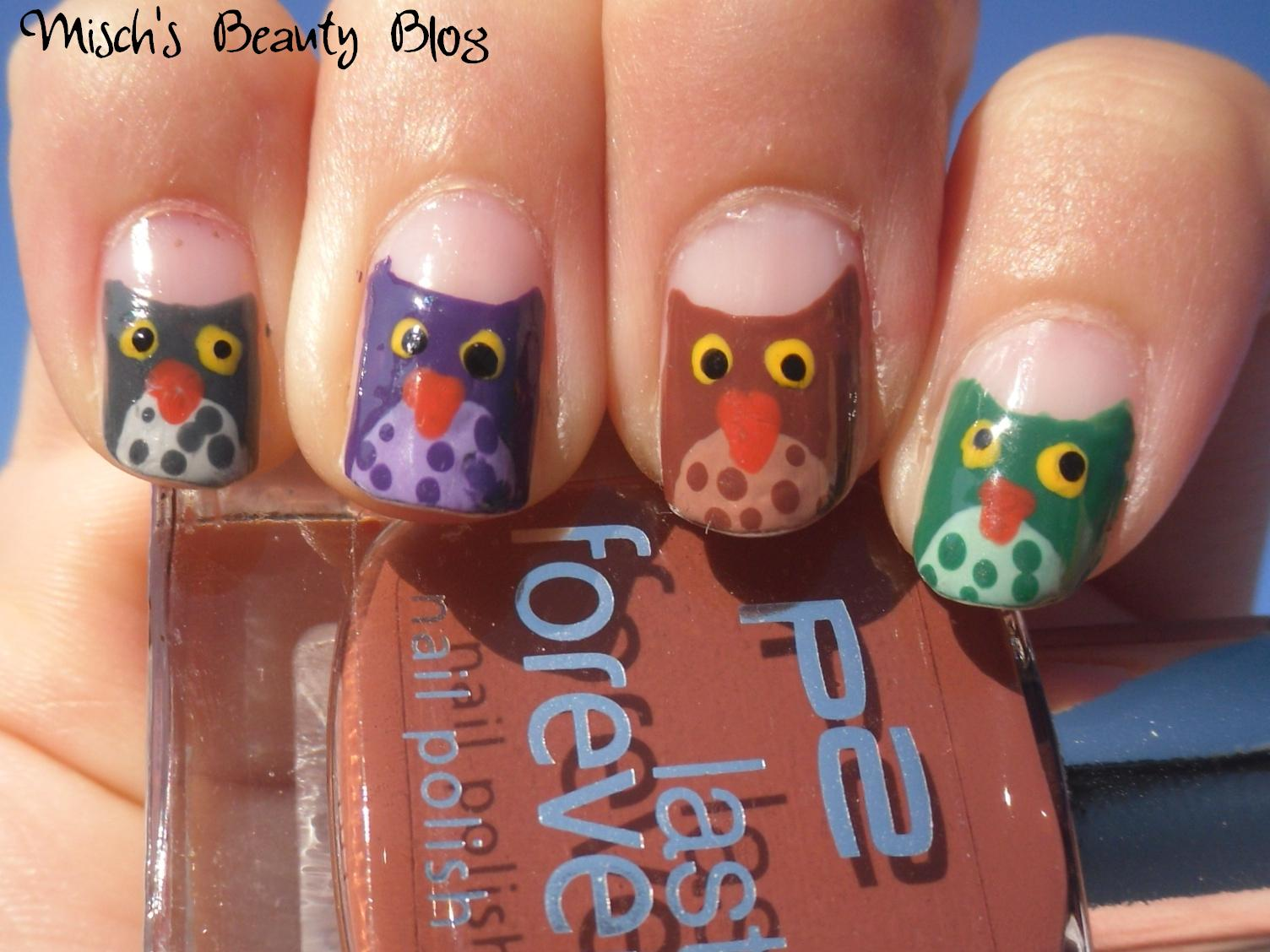 Nails ideas step by step