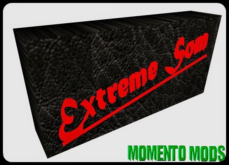 ZM - Caixa Extreme Som