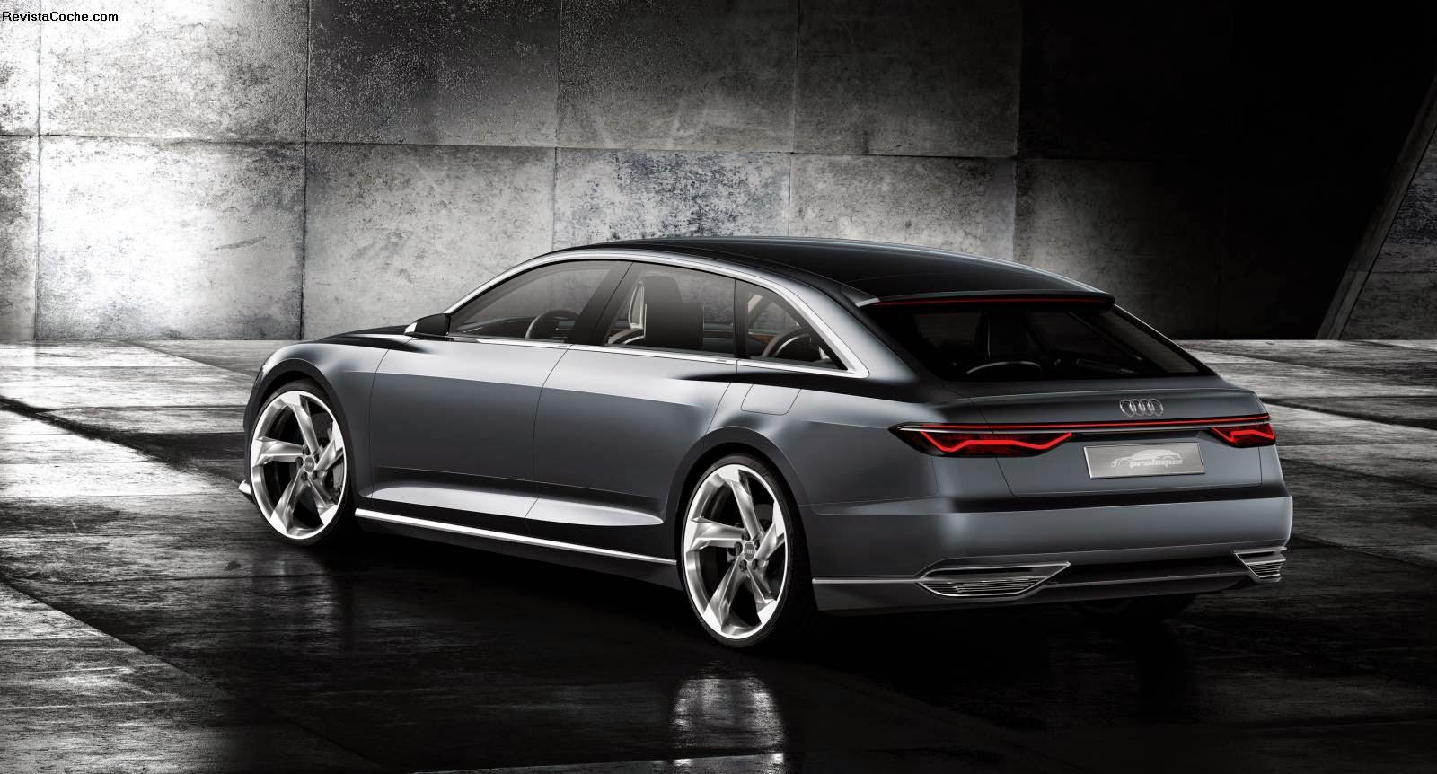 Revista Coche: Y este es el concept-car que Audi presentará en Ginebra