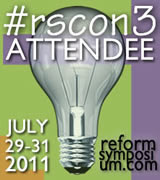 Reform Symposium 3 (RSCON3)