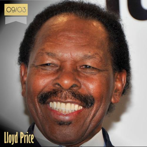 9 de marzo | Lloyd Price | Info + vídeos