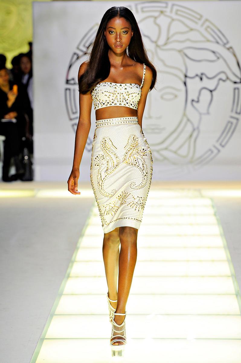 Versace 2012-2013 - неделя моды в милане