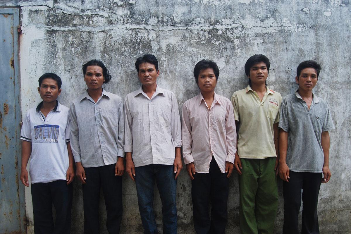 Gia Lai: Truy tố 6 tên trộm bò
