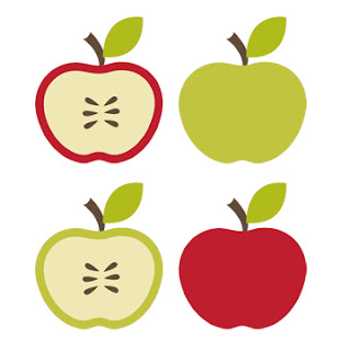 Free SVG ClipArts Apples