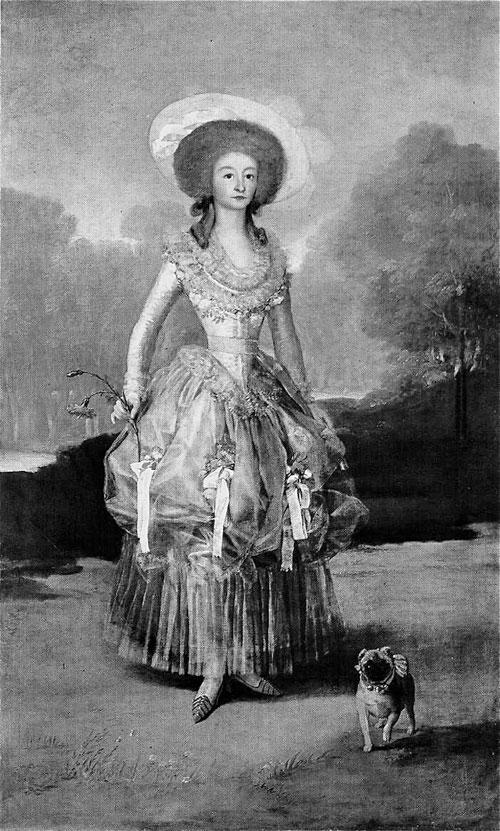 Marta-Klonowska-Animal-Glass-Shard-Sculpture-La-Marquesa-de-Pontejos-afte- Francisco-de Goya-00