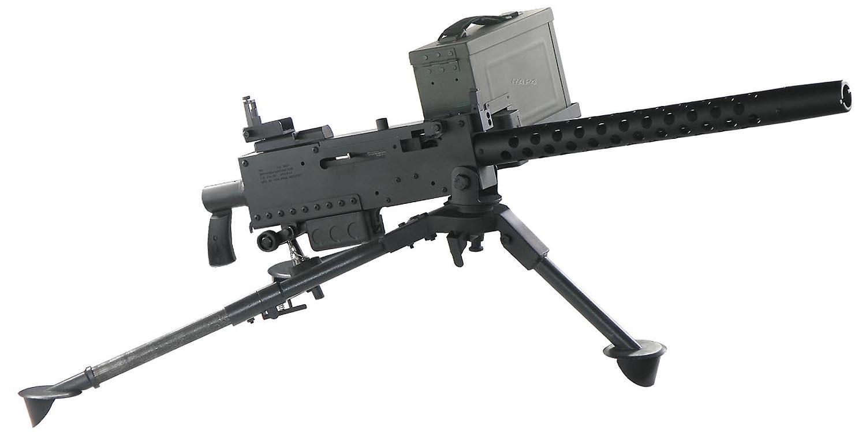 browning m1919 machine gun
