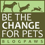 Be The Change For Pets.