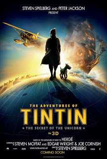 The Adventures of Tintin Posters