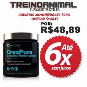 Creatine Monohydrate 300g - Okygen Sports