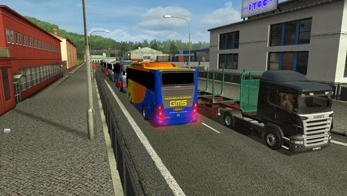 UK Truck Simulator 1.32 (2)