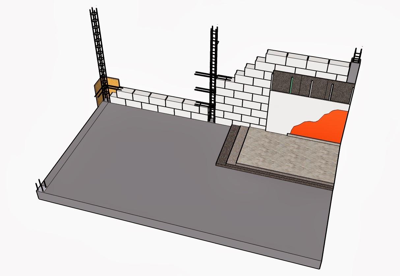 Ampliaci n de vivienda con muros de carga - Precio bloque de hormigon bricodepot ...