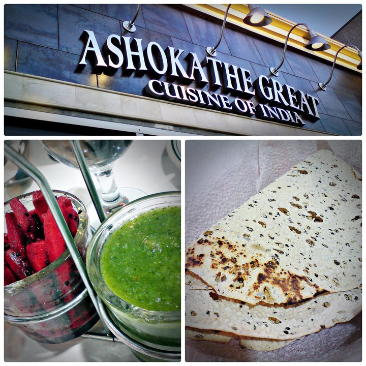 Ashoka The Great http://charliegogogogo.blogspot.com/2012/01/restaurants-ashoka-great.html