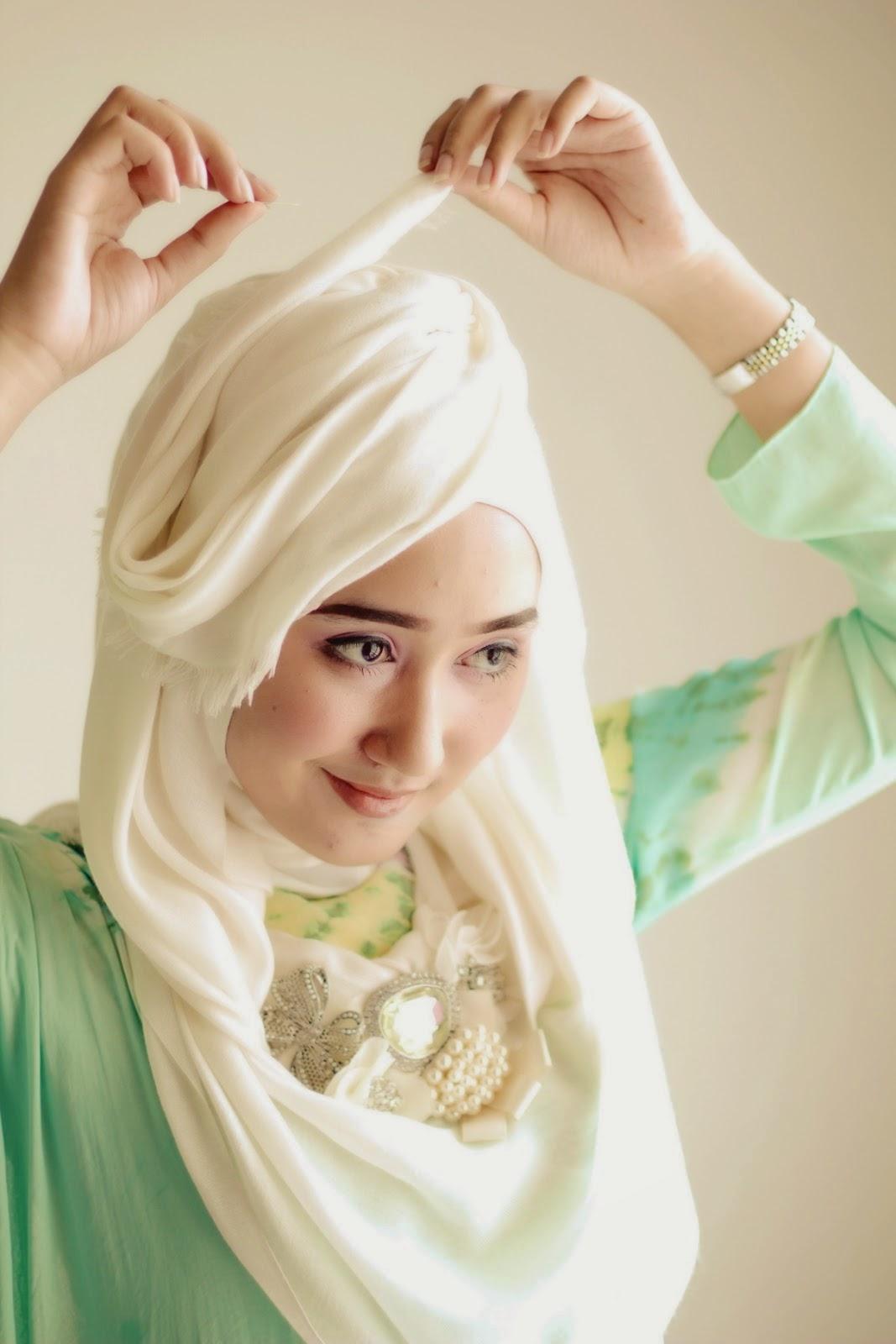 CINTA DALAM KARDUS Tutorial Hijab Pashmina Dian Pelangi Part 2