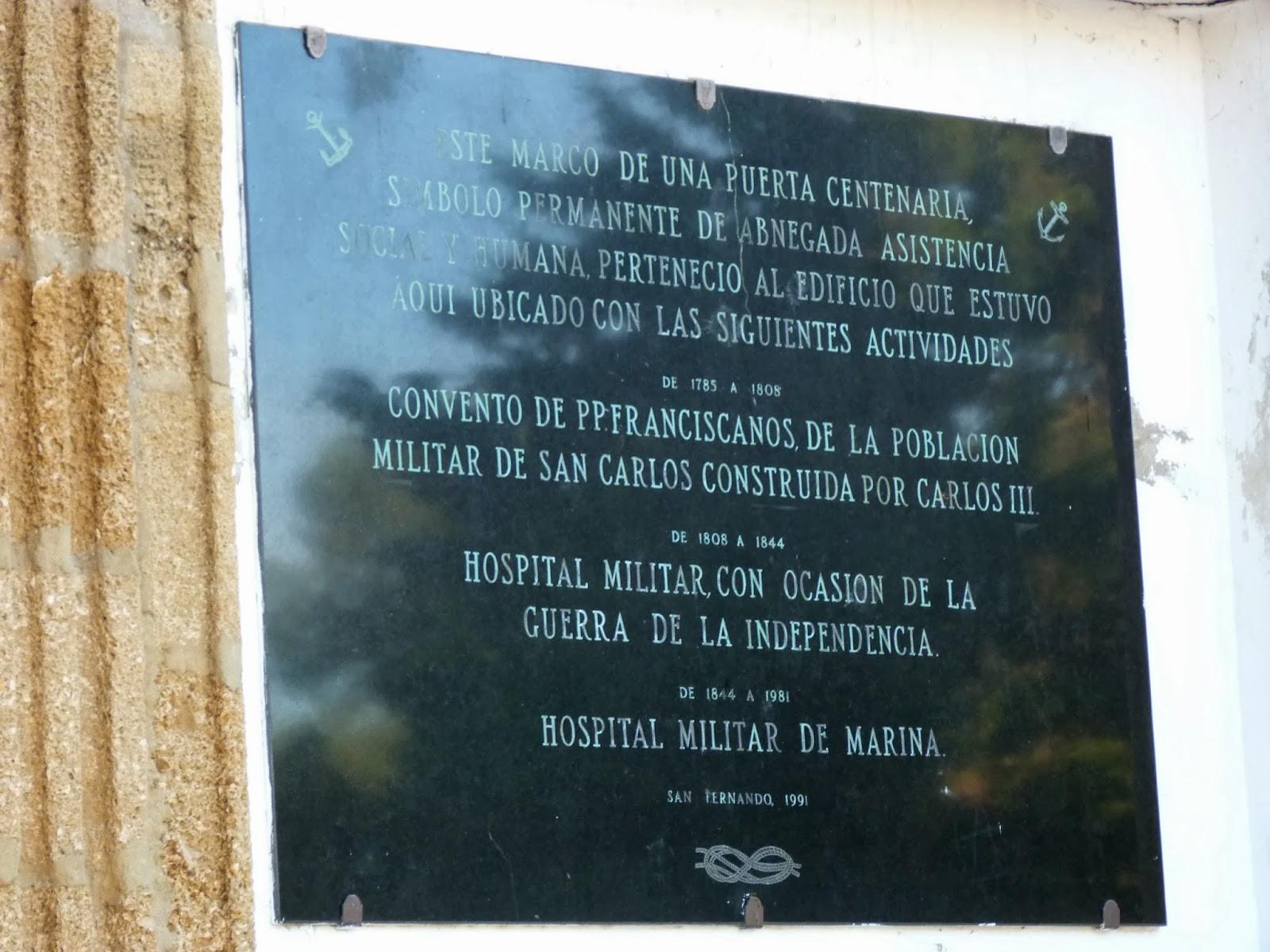 La Historia de La Isla en sus Placas: septiembre 2013