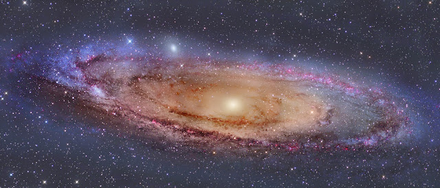 Andromeda Galaxy Wallpaper HD