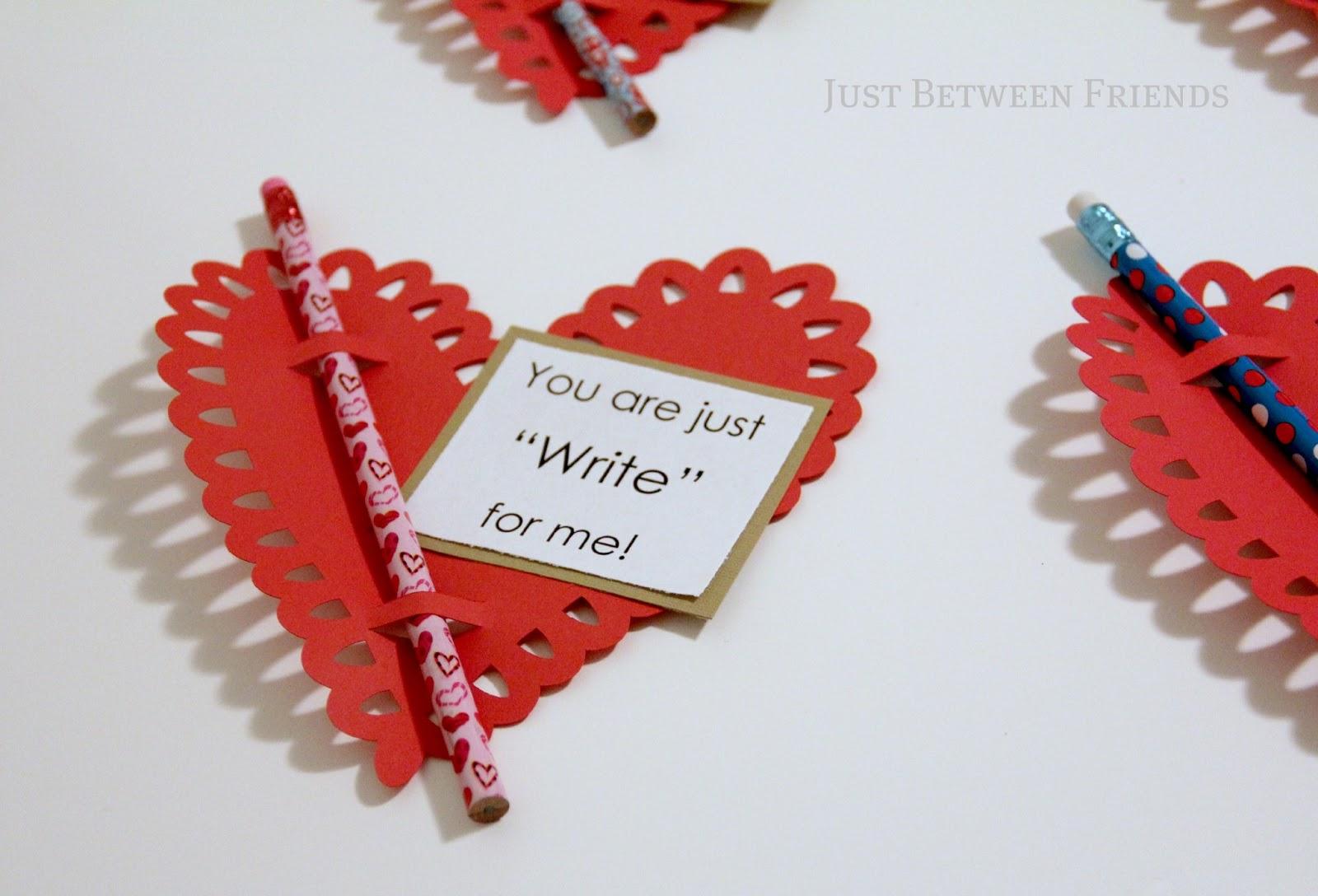 Just Between Friends 10 Diy Valentine Ideas