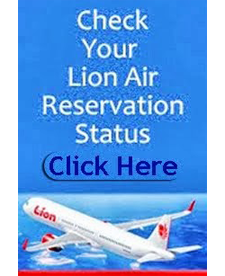 >>> Cek etiket Lion Air