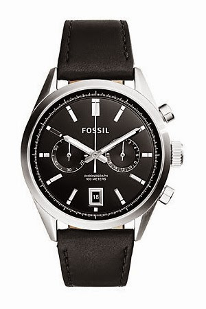 Fossil Chronograph CH2972, 43mm