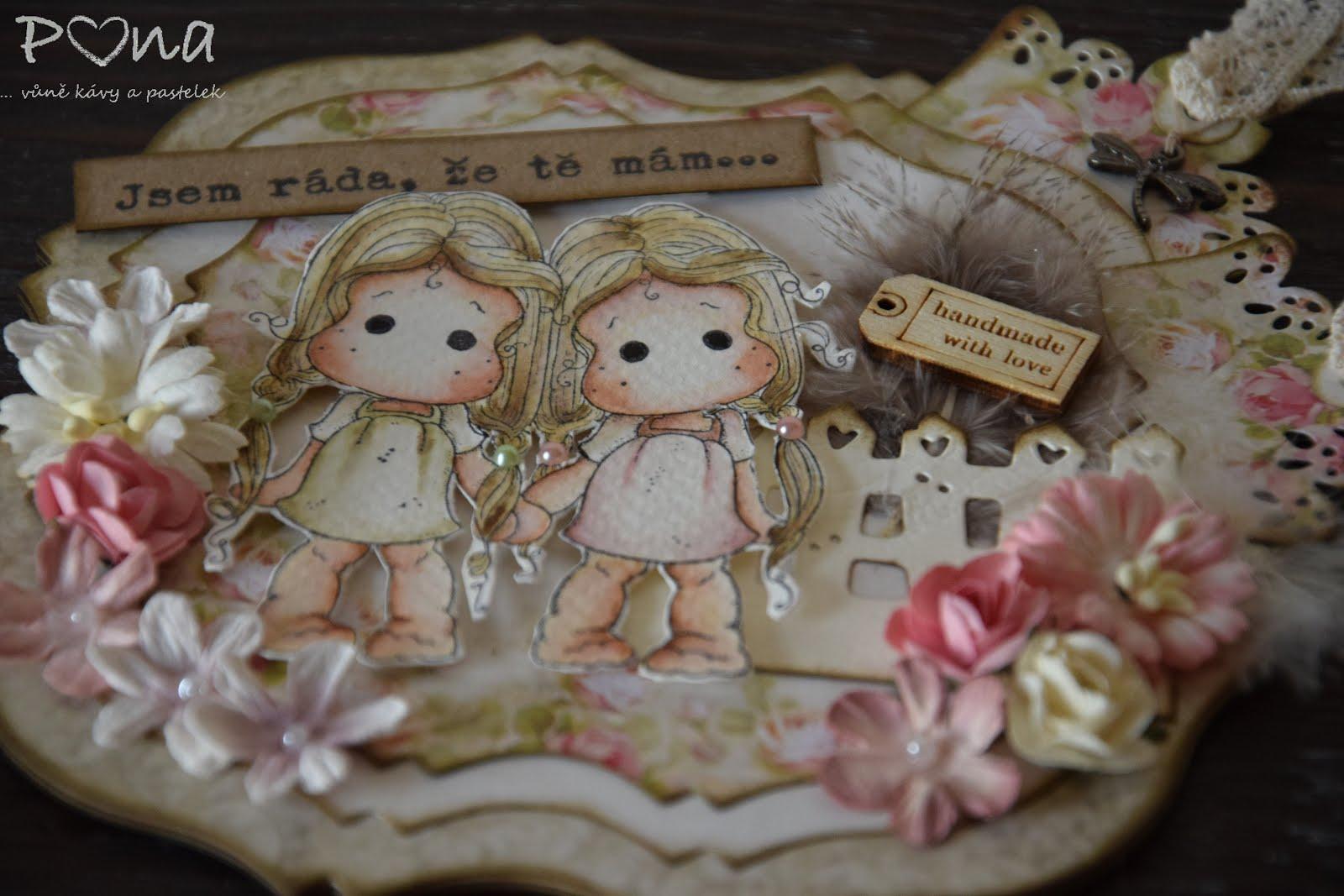 Přátelé jsou andělé ...