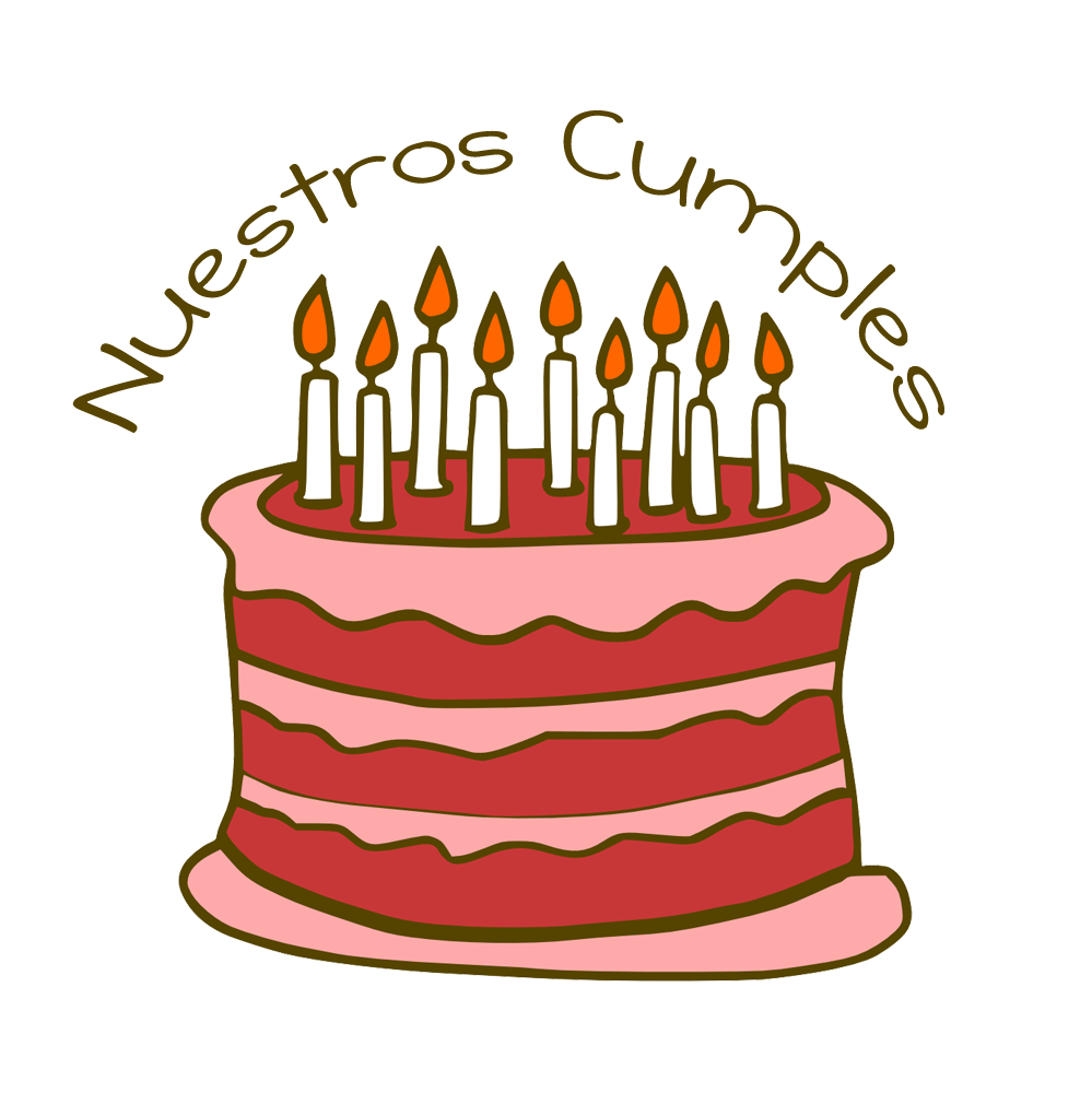 Nuestros cumpleaños