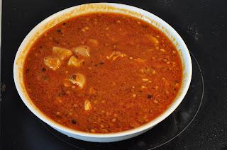 Chicken Madras ~ Simple Food