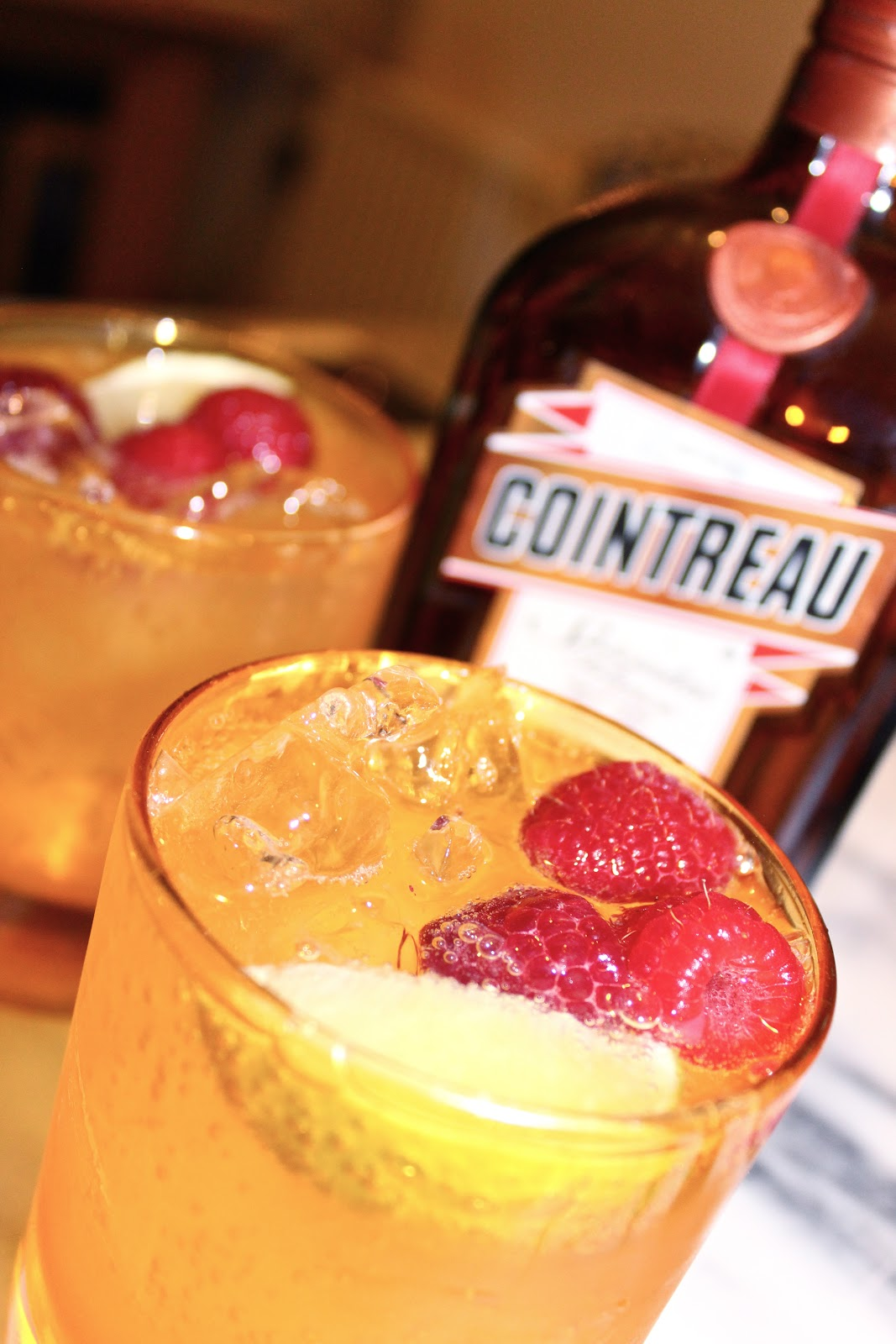 the baking fashionista elle style awards cointreau cocktail. Black Bedroom Furniture Sets. Home Design Ideas