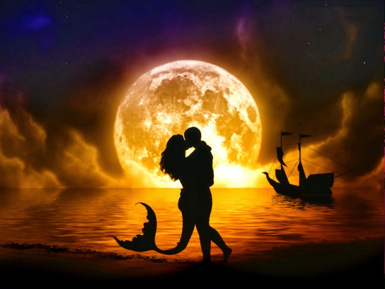 Romantic-Lovers-hug-and-kiss-wallpaper-images-HD-free-download.jpg