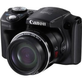 Canon PowerShot SX500 on Sale!