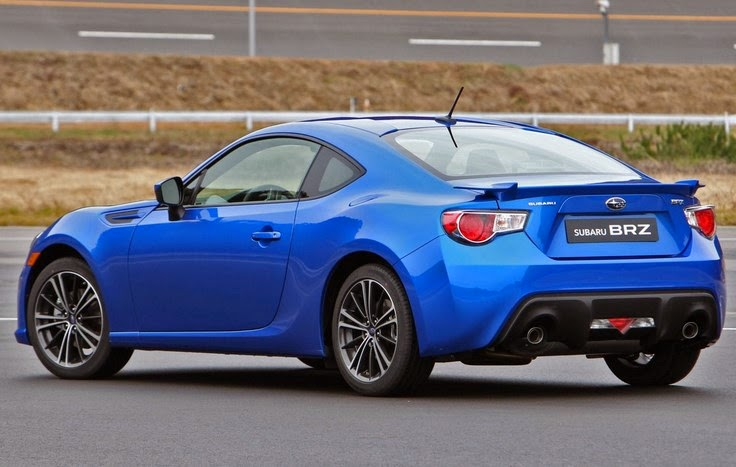 2015 Subaru BR-Z Coupe Release Date   New Car Release ...