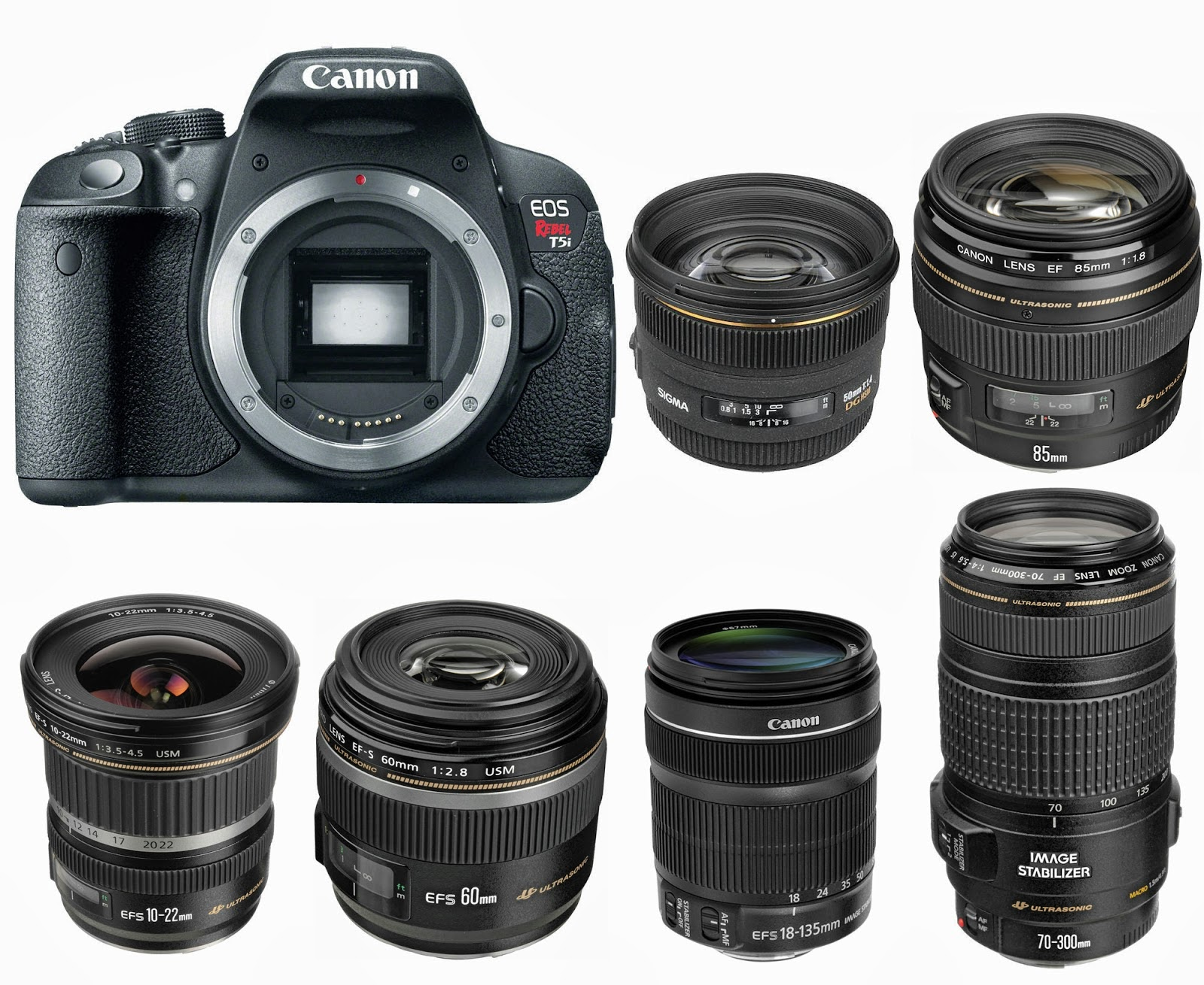 Canon EOS 700D, Rebel T5i, entry level DSLR, creative filters, Full HD video, Canon vs Nikon, new DSLR camera, vary angle LCD