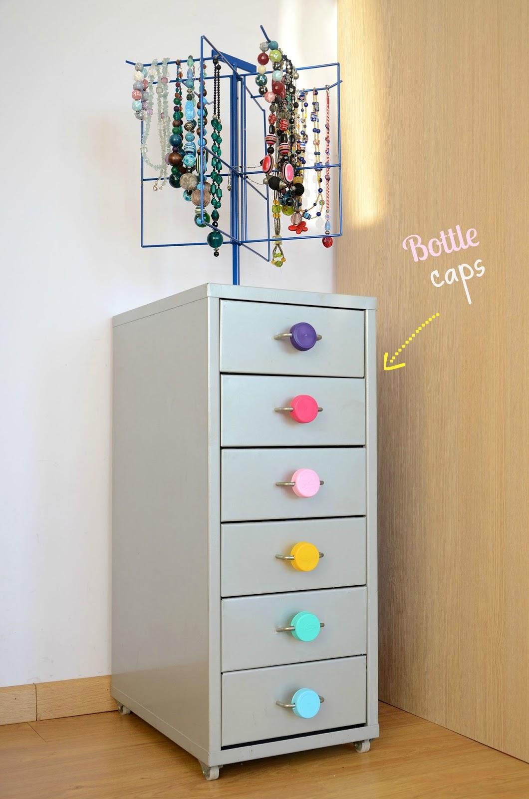 Linfa creativa diy come personalizzare la cassettiera - Cassettiera per armadio ikea ...