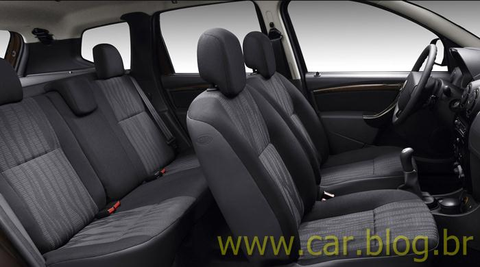 Renault Duster 2012 - interior