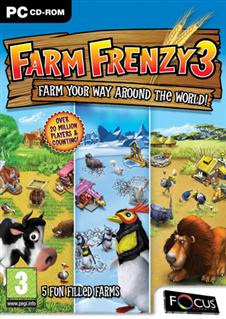 Farm Frenzy 3 – PC